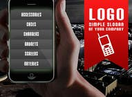 Graphic Design Contest Entry #19 for Banner Ad Design for Phone accessory and Parts