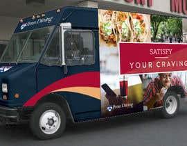 rochrockz tarafından Create graphic design for Bon Appetit Food Truck Wrap için no 8