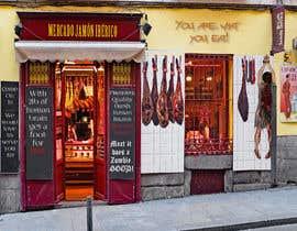#14 για Large Poster Display Layout for a Cannibal Butcher Shop ( fictitious / not real ) από georgedobris