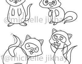 #3 for Create 20 Ferret Emojis af jikhay