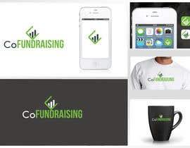 grafixsoul tarafından Design a Logo for CoFundraising için no 40