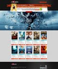 Contest Entry #20 for Website Design for eMovie - Online Movie Streaming