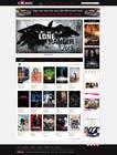 Contest Entry #36 for Website Design for eMovie - Online Movie Streaming