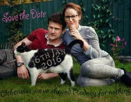 evamilanka tarafından Wedding invite photo with date shaved into the cat's fur - very unique brief! için no 63