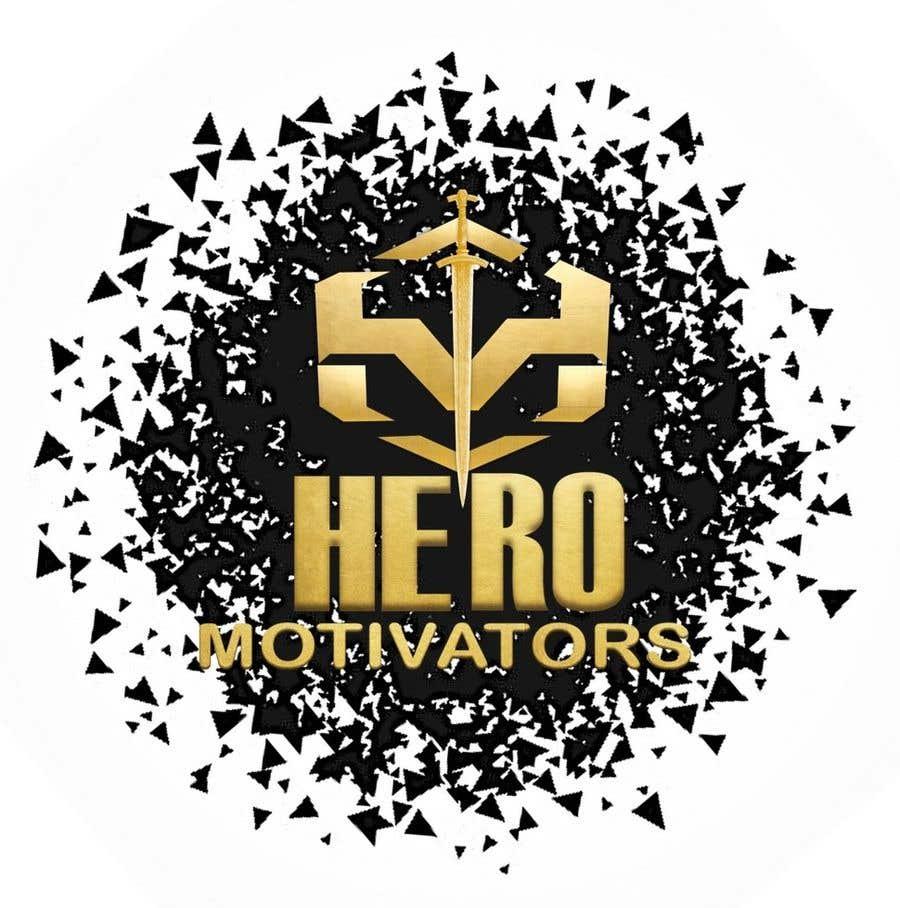 Entry 5 By Maribellpertuz For Logo Design For Hero Motivators