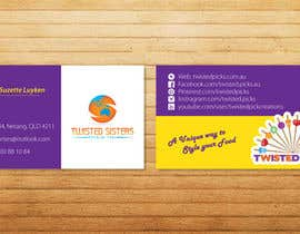 #8 para Design  Business Cards double sided por mohamedriyas92