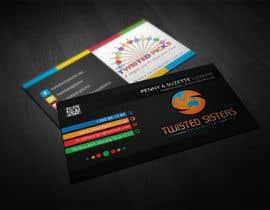 #18 para Design  Business Cards double sided por makiskyrkos