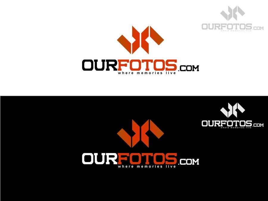 Inscrição nº                                         97                                      do Concurso para                                         Logo Design for OurFotos.com - where memories live.