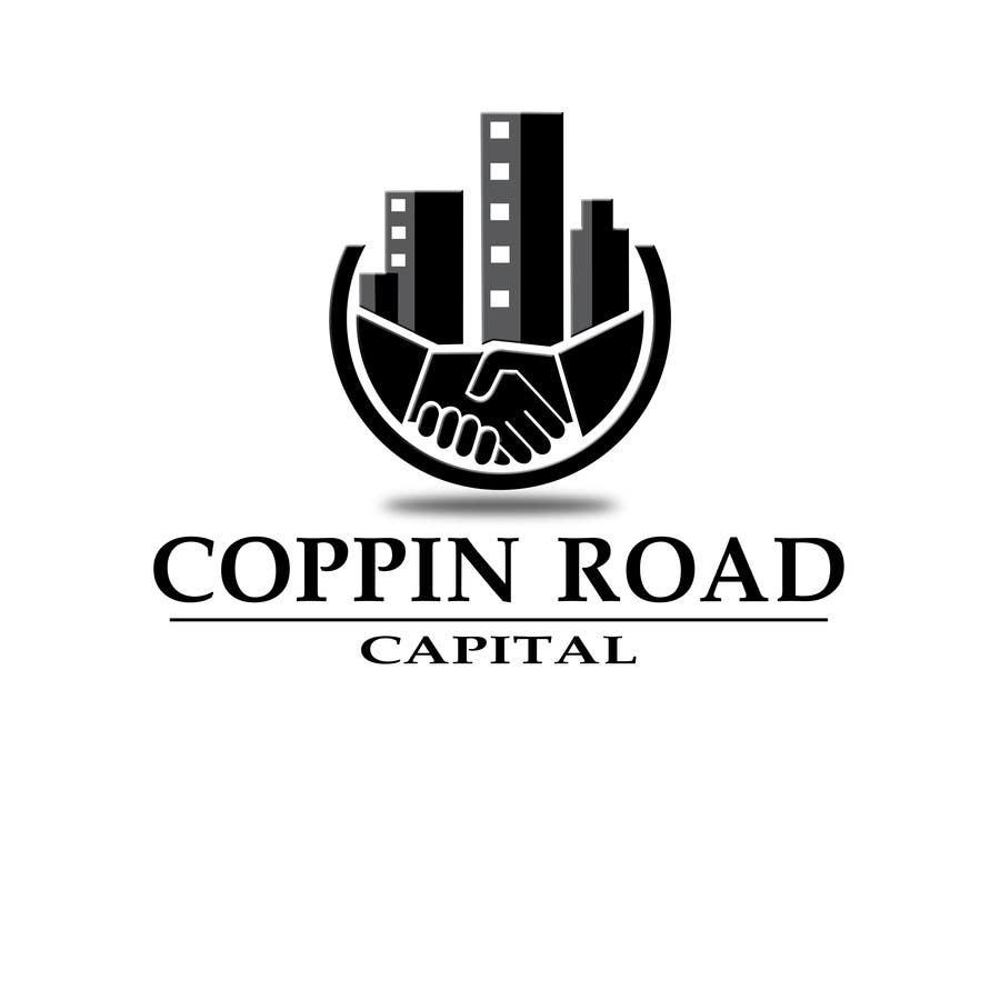 """Intrarea #89 pentru concursul """"Logo Design for Coppin Road Capital"""""""