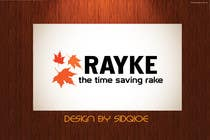 Contest Entry #91 for Graphic Design for Rayke - The Time saving rake