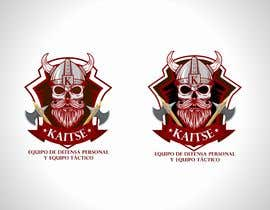 #23 para Design a Logo for a Tactical and Self-defense Equipment Company de rusbelyscastillo