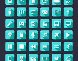 #76 for Design Product Feature Icons by Bkmraj