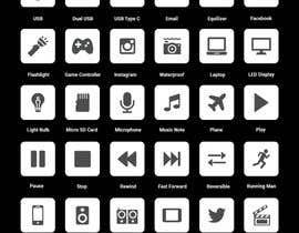 #80 для Design Product Feature Icons від Bkmraj