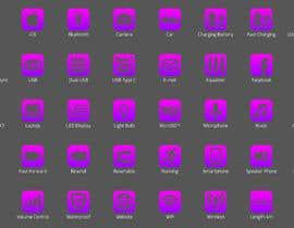 #97 для Design Product Feature Icons від wenzoxx
