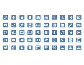 #95 для Design Product Feature Icons від vitlitstudio