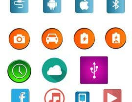 #3 for Design Product Feature Icons by SneakyBoi