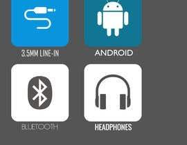 #90 для Design Product Feature Icons від SneakyBoi