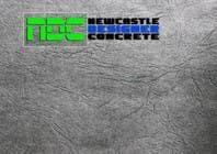 "Graphic Design Intrarea #126 pentru concursul ""Logo Design for Newcastle Designer Concrete"""