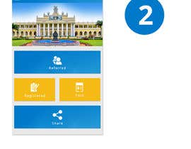 nº 7 pour Design a college booking app (with admin section) par satishandsurabhi