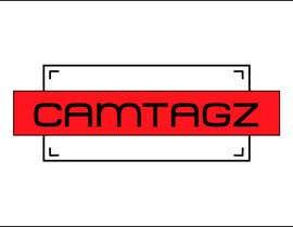 Nro 290 kilpailuun Camtagz Logo käyttäjältä oxygenwebtech