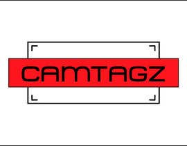 #290 cho Camtagz Logo bởi oxygenwebtech
