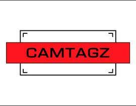 Nro 270 kilpailuun Camtagz Logo käyttäjältä marufmrb