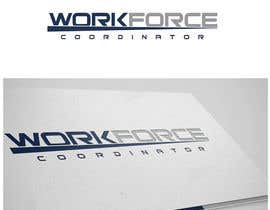 #74 cho Logo Design for Workforce Coordinator bởi gfxbucket