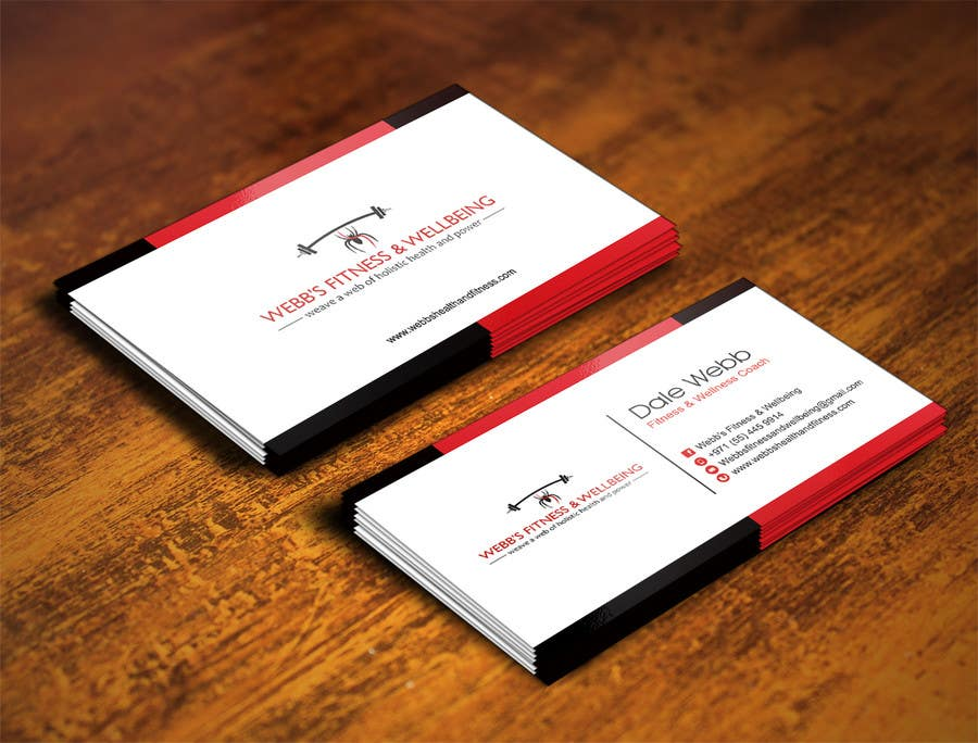 Entry #15 by IllusionG for Design some Business Cards for a Personal ...