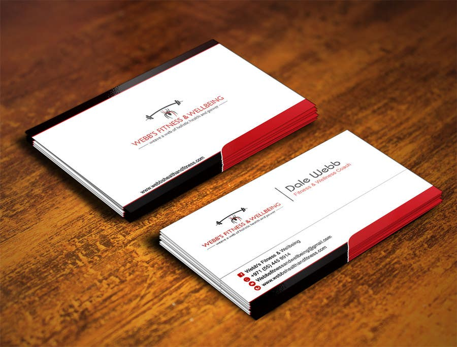 Entry #17 by IllusionG for Design some Business Cards for a Personal ...