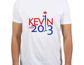 #183 para T-shirt Design for Help Former Australian Prime Minister Kevin Rudd design an election T-shirt! por Romona1
