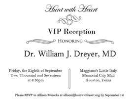 #1 for Design an invitation af xofferPSedits
