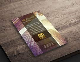 #35 for Flyer Design for legal services company - front and back A6 by CFking