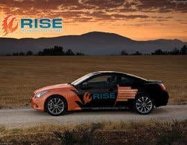 #50 for Car Wrap Design for RISE Technology Solutions by mfbdeip