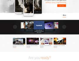 #73 para Wordpress Theme Design for iFFcom Uder+Ressle por qualitydesing