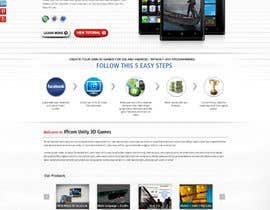 #57 para Wordpress Theme Design for iFFcom Uder+Ressle por dreamsweb