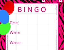 happytum tarafından Design some Stationery for Bingo Birthhday Party için no 3