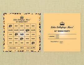 Garhey tarafından Design some Stationery for Bingo Birthhday Party için no 7