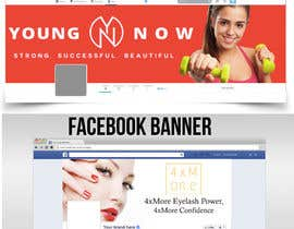 #5 для Design a few Banners for health and beauty products от paufreelancerph