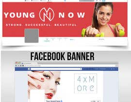 #9 для Design a few Banners for health and beauty products от paufreelancerph