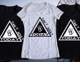 #69 for Super Easy T-Shirt Design II by mdakirulislam