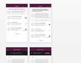 #4 for UI Design and App Icon for iOS Checklist App by donigraphic