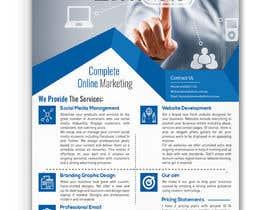 Nro 15 kilpailuun Design a Flyer käyttäjältä creativesailor