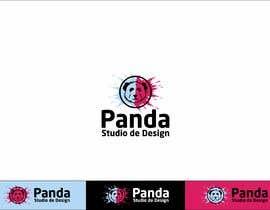 #16 para Logotipo da Panda Studio de Design por edso0007