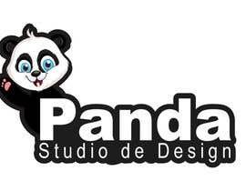 #28 para Logotipo da Panda Studio de Design por AbdelrahimAli