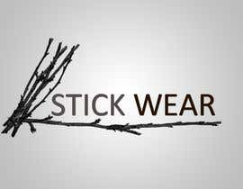 #513 para Logo Design for Stick Wear por photoblpc