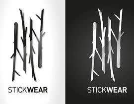#67 pёr Logo Design for Stick Wear nga emperorcreative