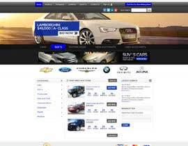 #7 for Design a Website  for MOBILE CAR WASH by axeemsharif