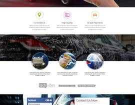 #11 for Design a Website  for MOBILE CAR WASH by axeemsharif