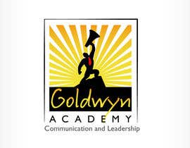 #130 for Logo Design for Goldwyn Academy af oscarhawkins