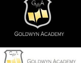 #11 para Logo Design for Goldwyn Academy por Frontiere